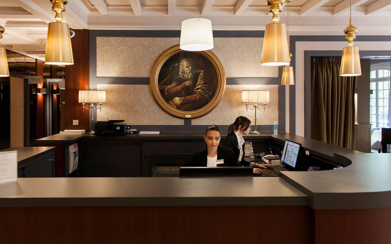 Spacious home hotel spa provence