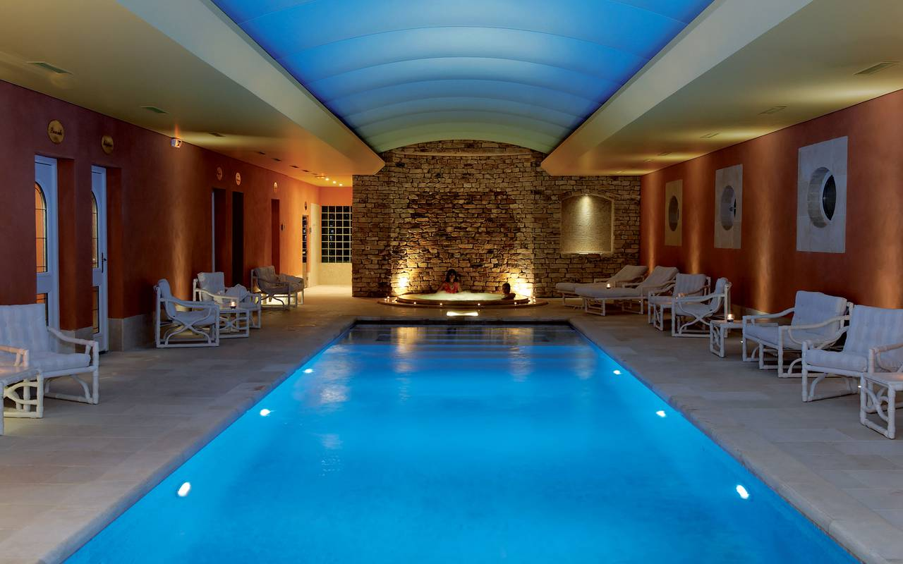 Spa in Provence for a relaxing holiday