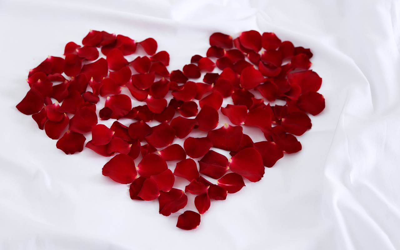 Valentine's day dream in our luxury hotel Les Bories en Provence