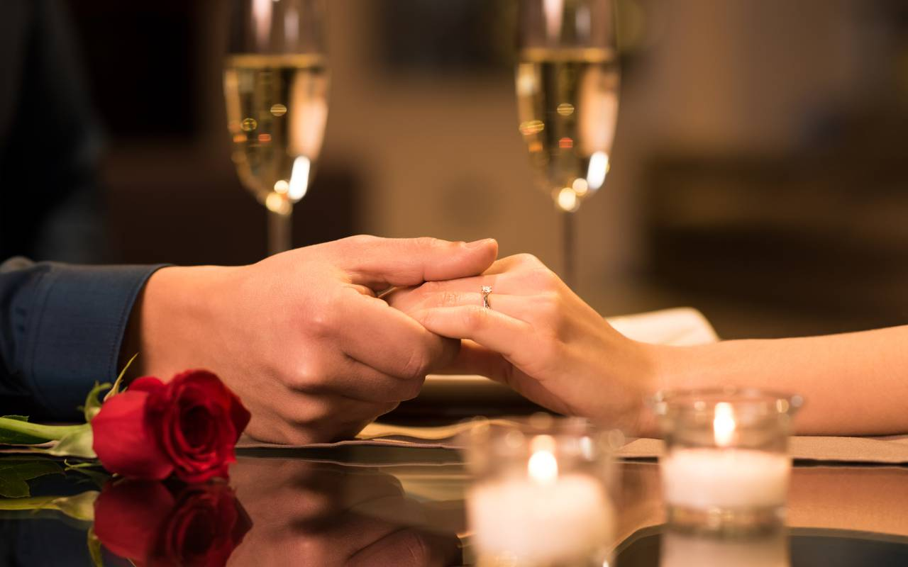 Valentine's Day Offer at Vallon de Valrugues luxury hotel in Provence