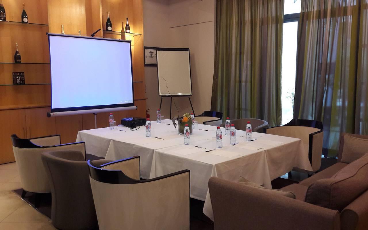 Salle de séminaire, hôtel 4 étoiles St rémy de provence, hôtel de l'Image