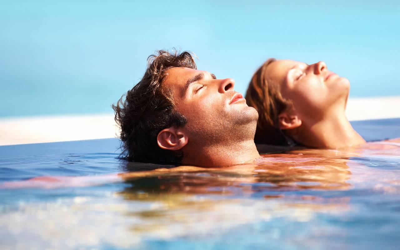 Espace spa et relaxation, hôtel 4 étoiles St rémy de provence, hôtel de l'Image