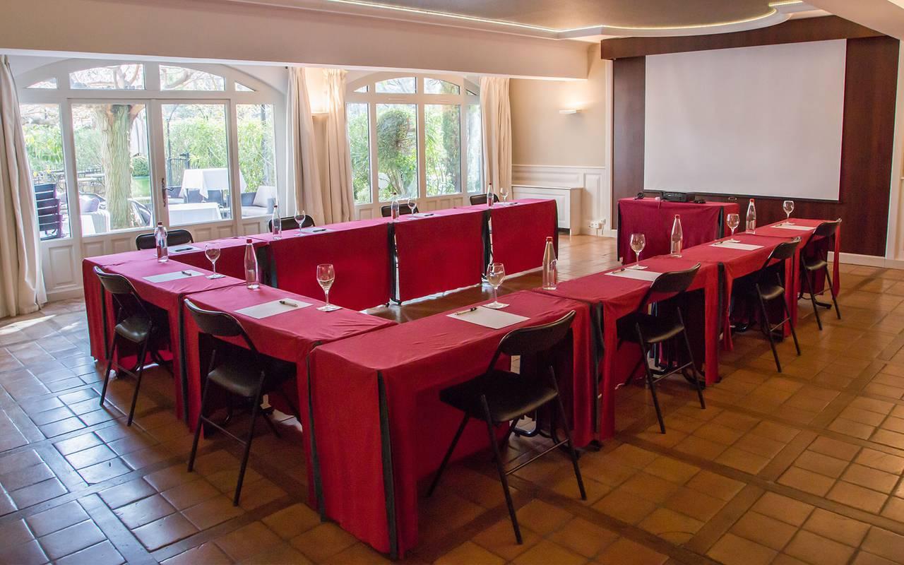 Séminaire au Vallon de Valrugues hôtel de charme en provence