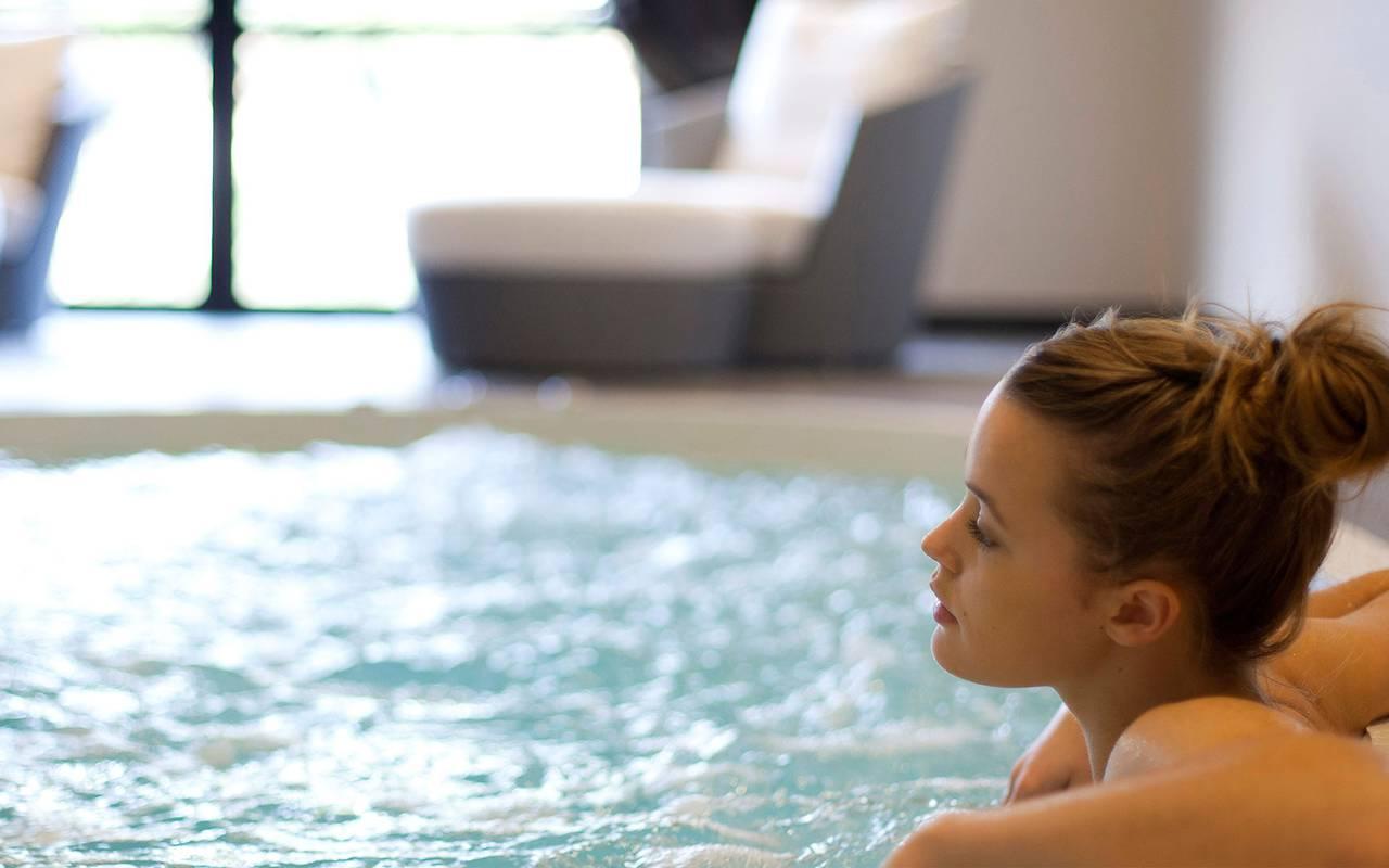 Journée spa hôtel Prestige Provence hammam et sauna