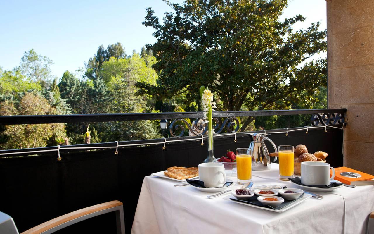Offre hôtel de luxe en Provence Chambres avec terrasses
