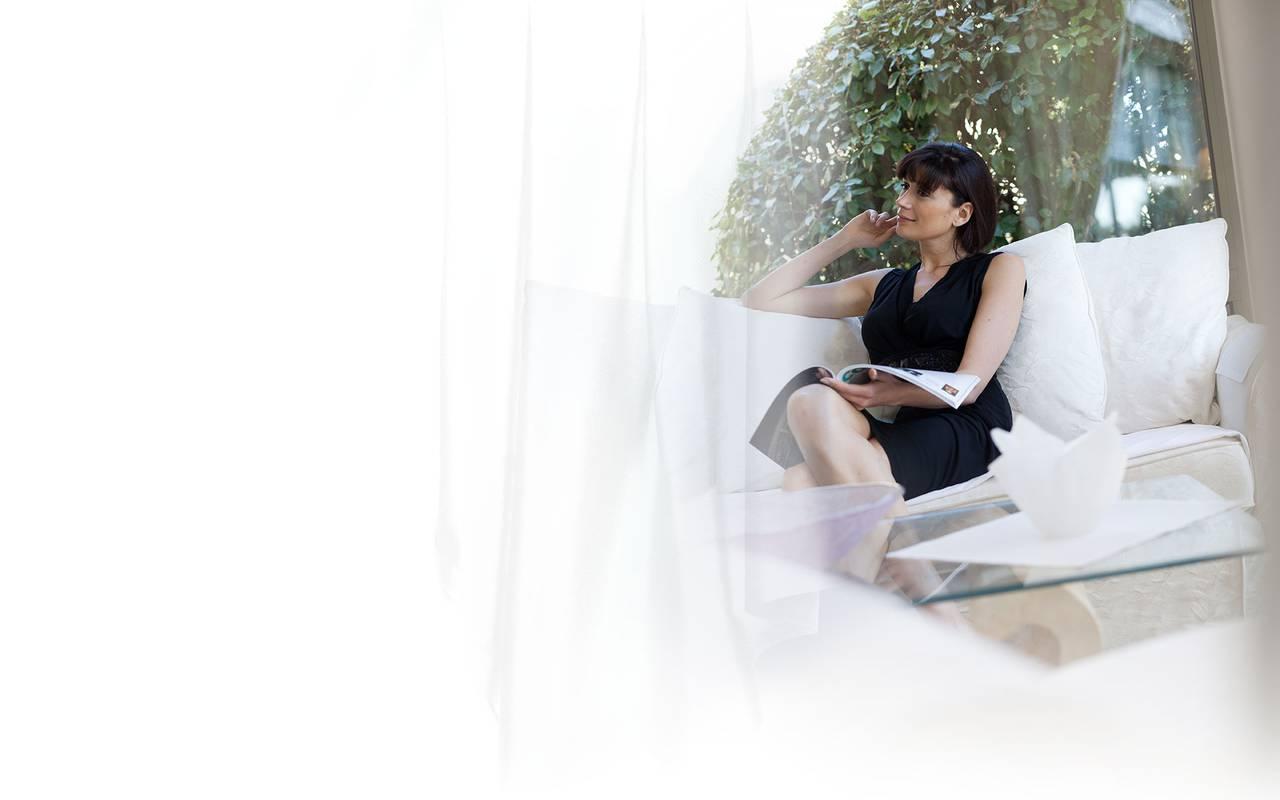 Pause détente, hôtel de luxe en Provence, Hôtels Prestige Provence