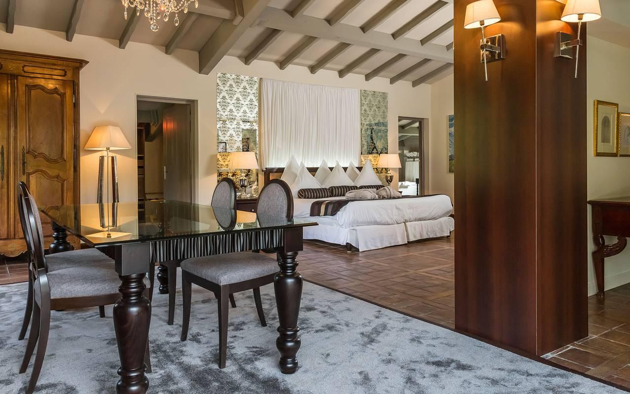 Luxueuse van gogh suite hôtel alpilles