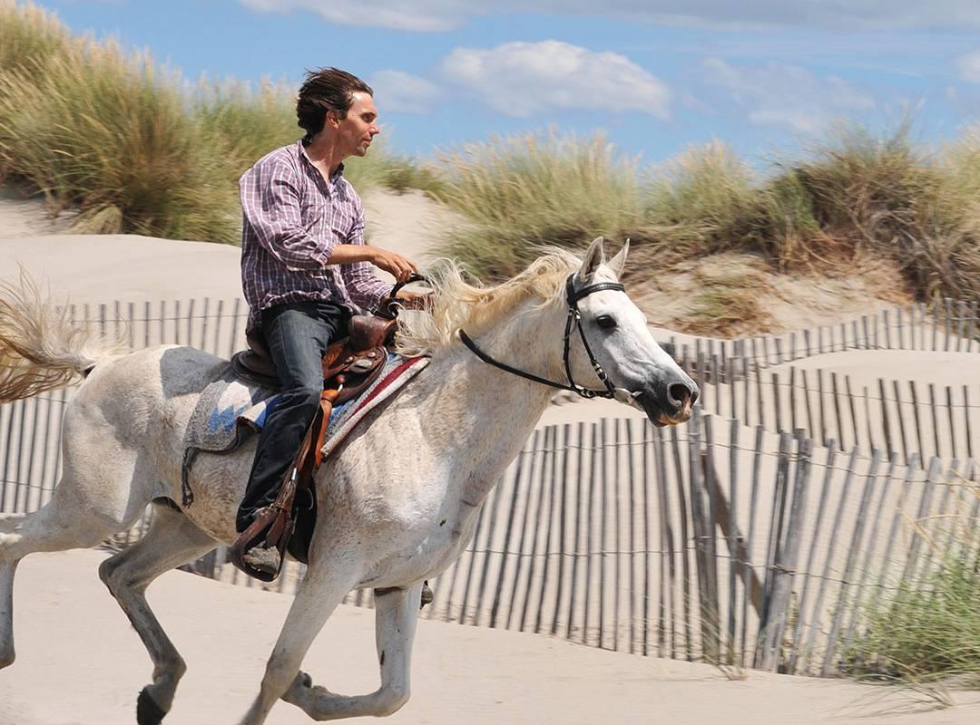 Balade à cheval hôtel de luxe en Provence