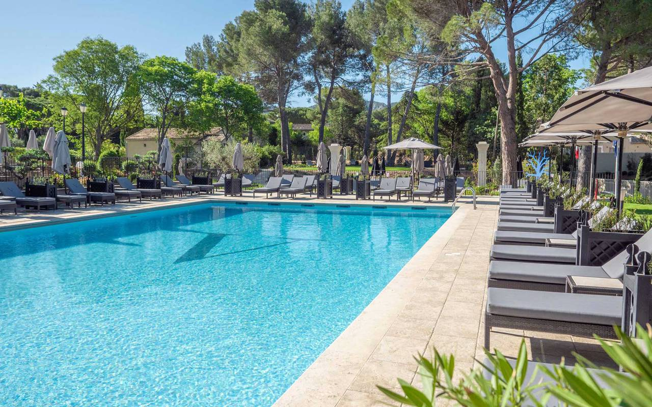 Hôtel Prestige Provence Le Vallon de Valrugues