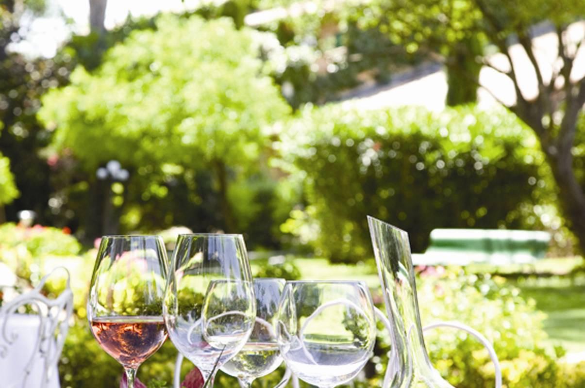 Gastronomie provençale hôtel de luxe Avignon
