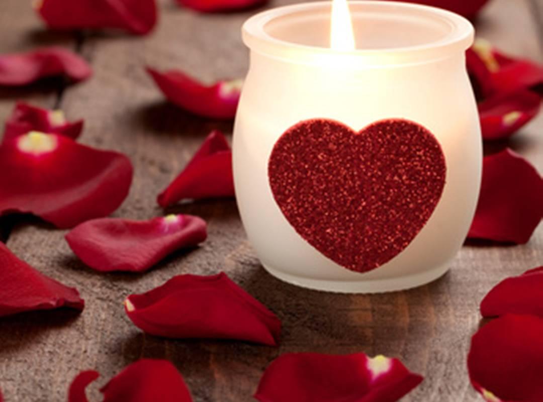 Saint Valentin romantique hôtel de charme Les Bories à Gordes